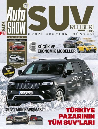 AUTO SHOW SUV ARAÇ REHBERİ